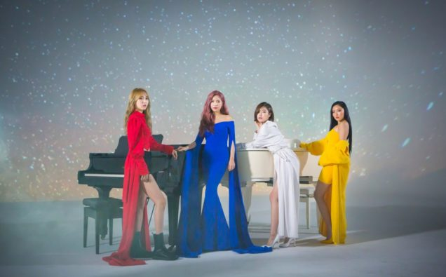 Mamamoo concludes their Four Season Project with a freshly